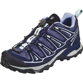 Salomon X Ultra 2 GTX Shoes Women crown blue/evening blue/easter egg